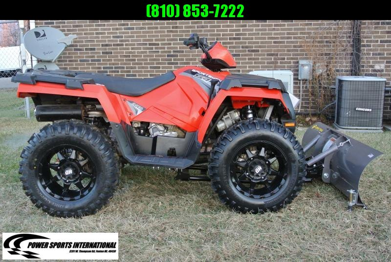2017 POLARIS SPORTSMAN 570 EPS Power Steering  #1852