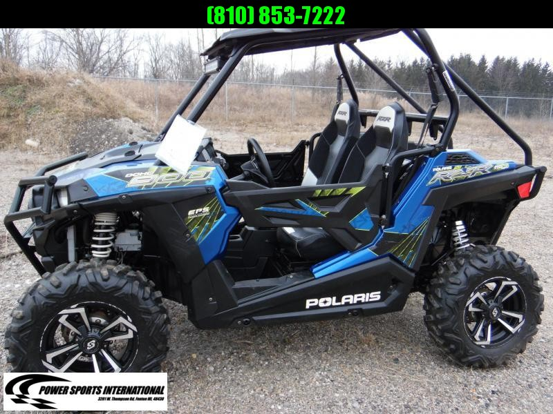"2017 Polaris RZR 900 EPS 50"" Trail Edition Side-by-Side w/ Extras #9387"