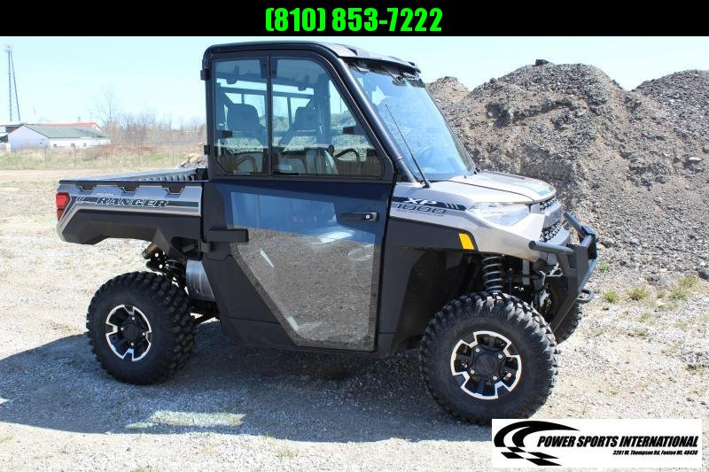 2018 POLARIS RANGER XP 1000 NORTHSTAR HVAC EDITION #9690