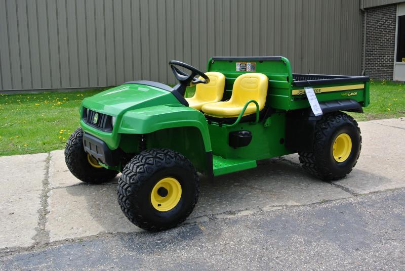 2011 JOHN DEERE GATOR TS 4X2 560KM Side by Side UTV #0447