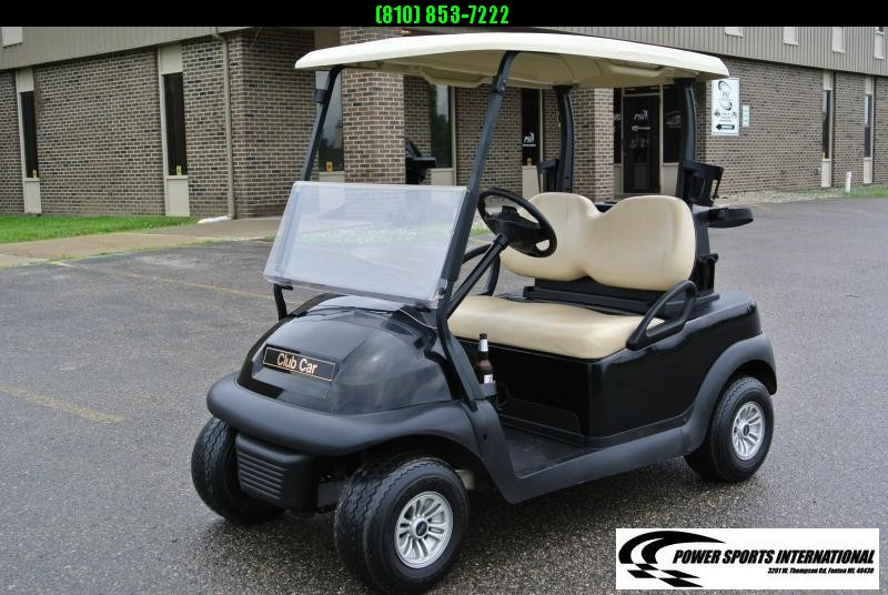 2015 CLUB CAR PRECEDENT 48V GOLF CART #3458