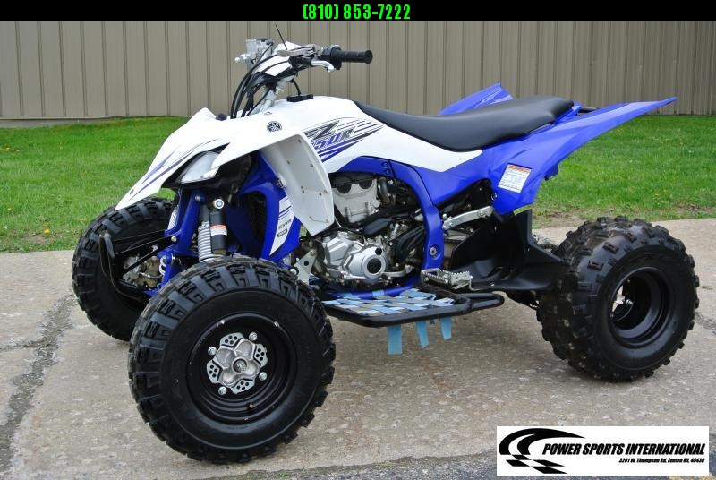 2016 YAMAHA YFZ450R TEAM EDITION SPORT ATV with EXTRAS #4863