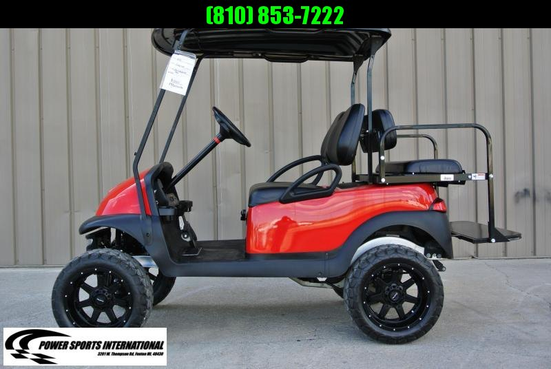2011 Club Car Precedent Gas Golf Cart #4706