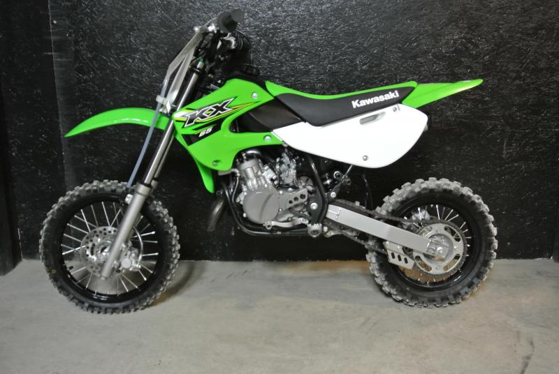 NEW LOW PRICE 2017 Kawasaki KX65 Motorcycle MX Dirt bIke #8201