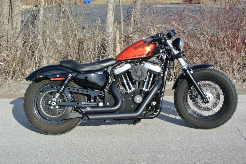 2011 Harley Davidson XL1200X Fourty Eight 48 Sportster Motorcycle #7186