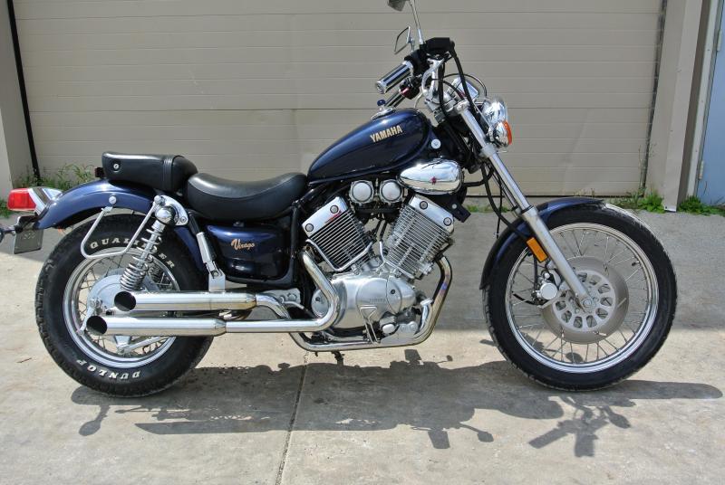 1993 Yamaha XV535 Virago 535cc Street Legal  Motorcycle #5660