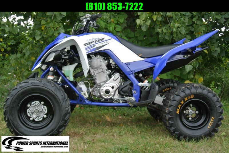 2016 Yamaha Raptor 700R Sport ATV Team Yamaha Edition #2823