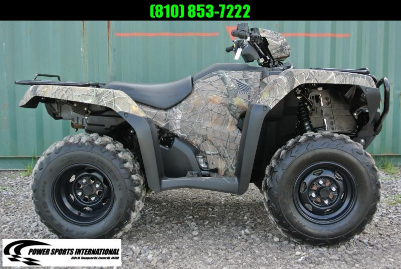 2014 HONDA TRX500FE1E FOURTRAX FOREMAN 4X4 ELECTRIC SHIFT #0016