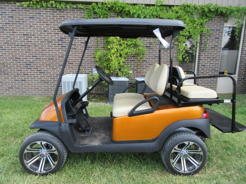 2013 Club Car Precedent Custom Lifted 48V Golf Cart #1523