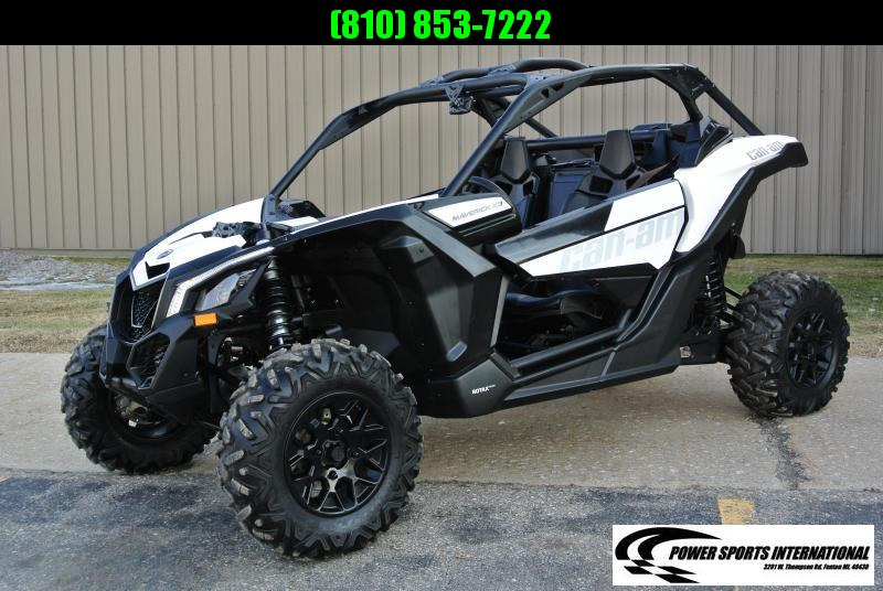 2018 CAN-AM MAVERICK X3 TURBO (ELECTRIC POWER STEERING) #0466