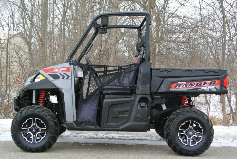 2015 Polaris Ranger XP 900 EPS FULL SIZE Utility Side-by-Side (UTV) #0543