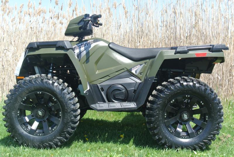 2018 POLARIS SPORTSMAN 570 GREEN XD Wheels  #6771