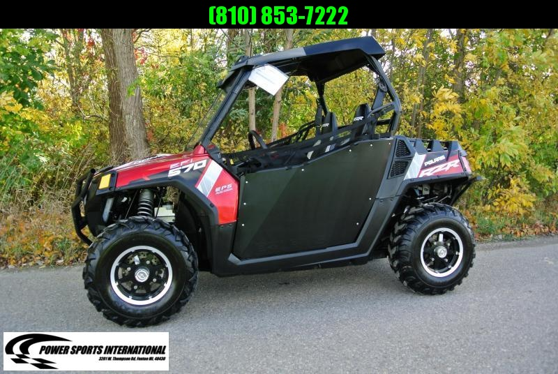 2015 POLARIS RZR 570 S ELECTRIC POWER STEERING #9258