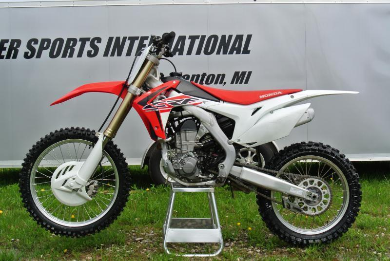 2015 Honda CRF450R Fuel Injected 4-Stroke Motocross Bike #1998