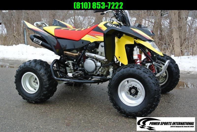 2014 SUZUKI LT-Z400L4 QUADSPORT Sport ATV #1217