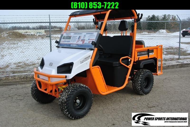 2019 American Land Master LS 48V Electric Utility Side-by-Side (UTV)