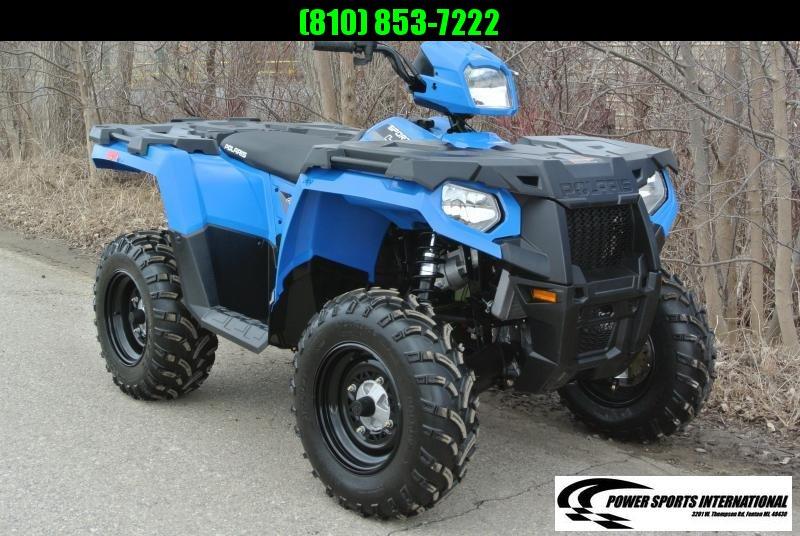 2017 POLARIS SPORTSMAN 450 H.O. EPS 4X4 ATV #2445
