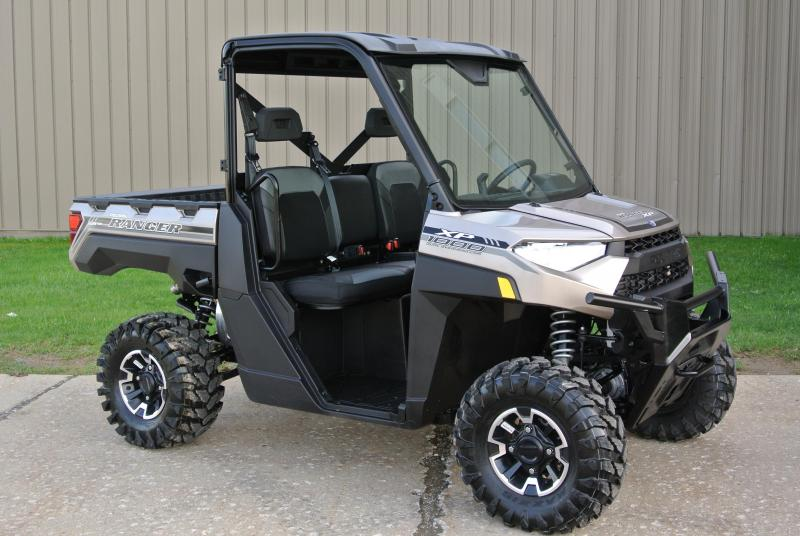 2018 POLARIS RANGER XP 1000 EPS Suede Metallic Edition #4800