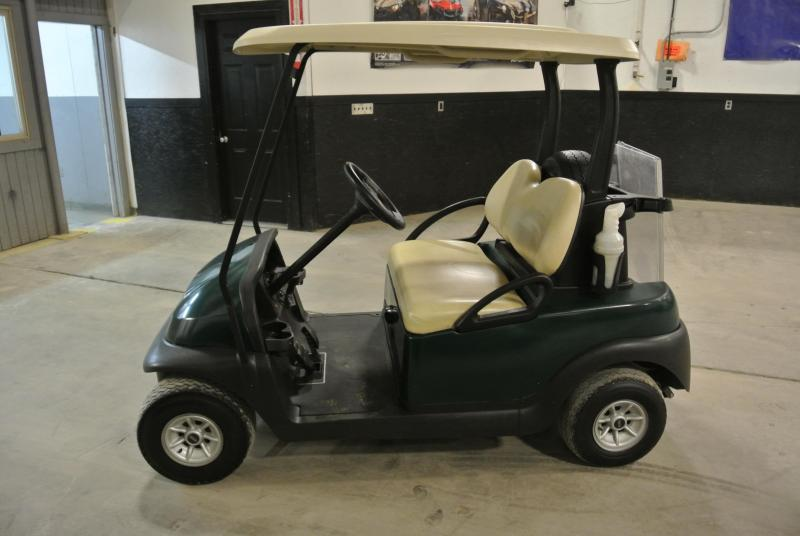 2013 Club Car Precedent 48V Golf Cart Green #8197