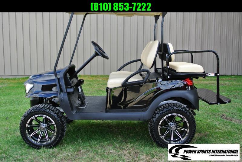 2014 Custom Painted Club Car Precedent 48V Electric Golf Cart #8603