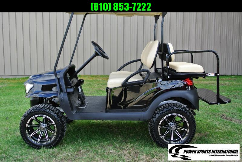 2014 Custom Painted Club Car Precedent 48V Electric Golf Cart #8603