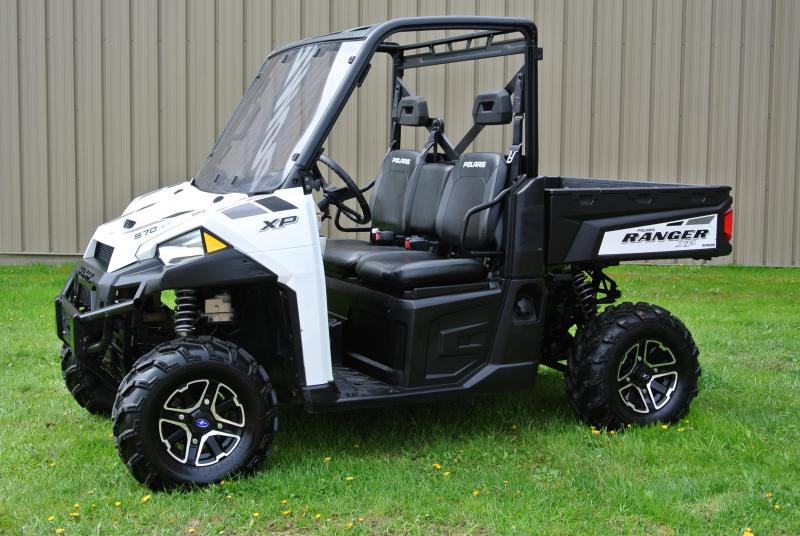 2016 POLARIS RANGER XP 570 EPS FULL SIZE #9778