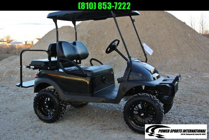 2013 Club Car Precedent Gas Golf Cart CUSTOM  #7669