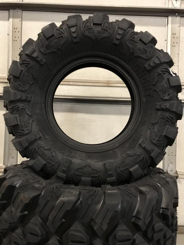 Set of 4 ATV/UTV Sedona Buck Snort Tires (0028) $449/set