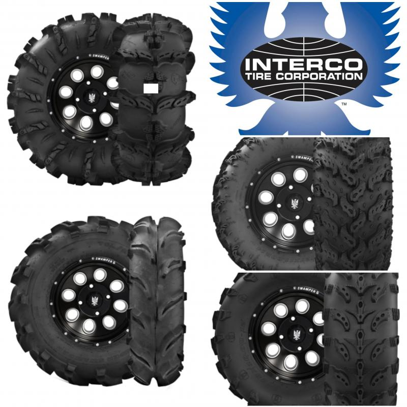Aftermarket ATV Wheels and Tires- Polaris Yamaha Honda