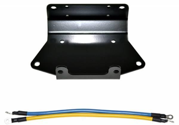 WARN Winch Mount For Yamaha Grizzly ATV (74496) $69