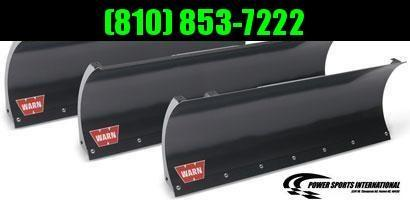 WARN ATV & UTV Snowplow and Winch System