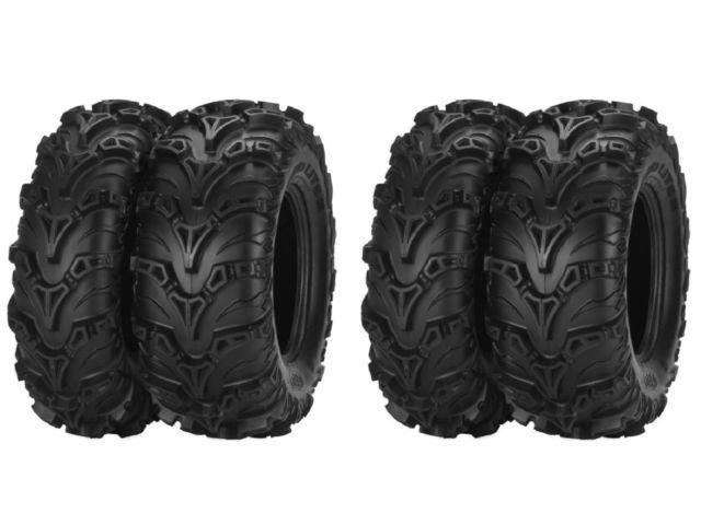 Full Set ITP MUD LITE 2 ATV Tires