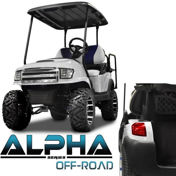 AVAILABLE TO ORDER ALPHA Club car Full Body Kit (5026) $749/kit