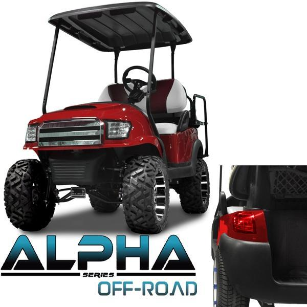 ALPHA Club car Full Body Kit (5026) $749/kit