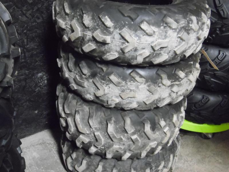 ATV Tires Maxxis Set of 4 used take off tires