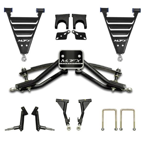 MJFX Club Car Precedent 6 in HD Lift Kit (Years 2004-Up) (6035)