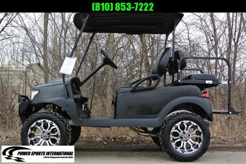 MJFX Club Car Precedent 6 in HD Lift Kit (Years 2004-Up) (6035)