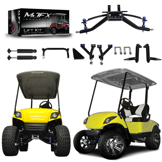 Golf Cart Accessories for Club Car Yamaha and EZ Go