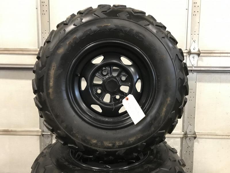 Set of 4 2016 Honda TRX 500 Take off Tires (0029) $250/set