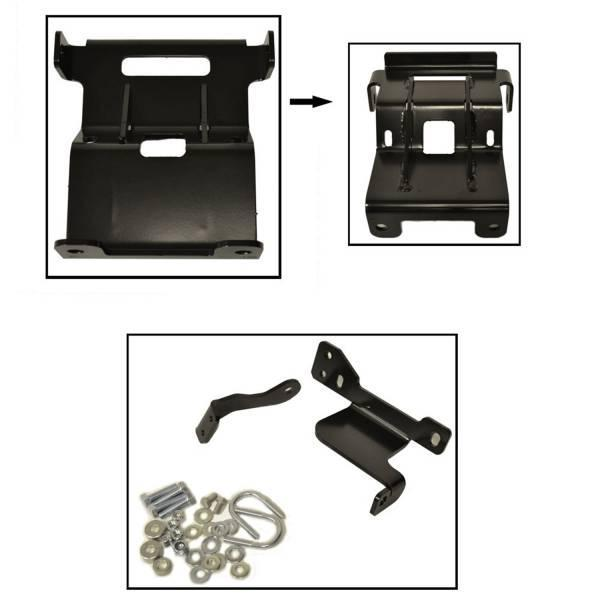 WARN WINCH MOUNT For Rancher TRX420 ATVS (84704)  $69