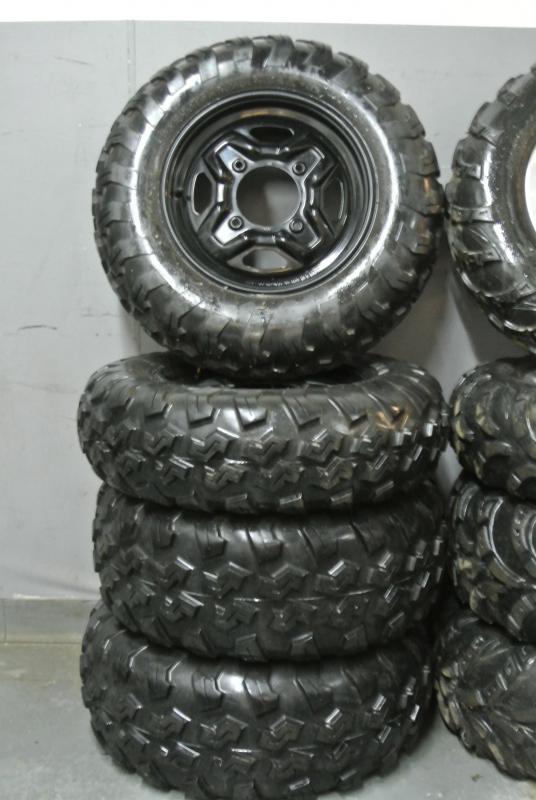 Polaris Stock Take Off Wheels and Tires XP