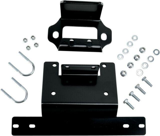 Warn ATV Winch Mount For 09-13 Polaris Ranger  (80335) $79