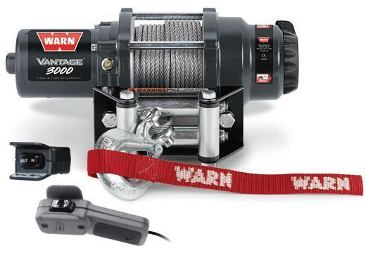 Warn Vantage 3000# ATV Winch