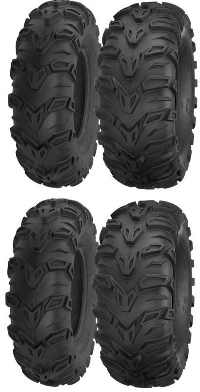 Set of 4 Brand New Sedona Mud Rebel Tires (0031) $390