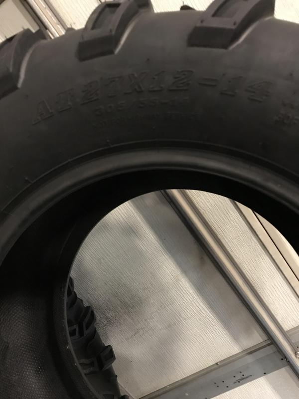 Set of 4 Brand New Sedona Mud Rebel Tires (0031) $390