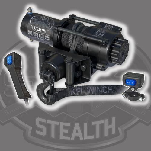 KFI Stealth Winch - 3500 lb. (100202) $290
