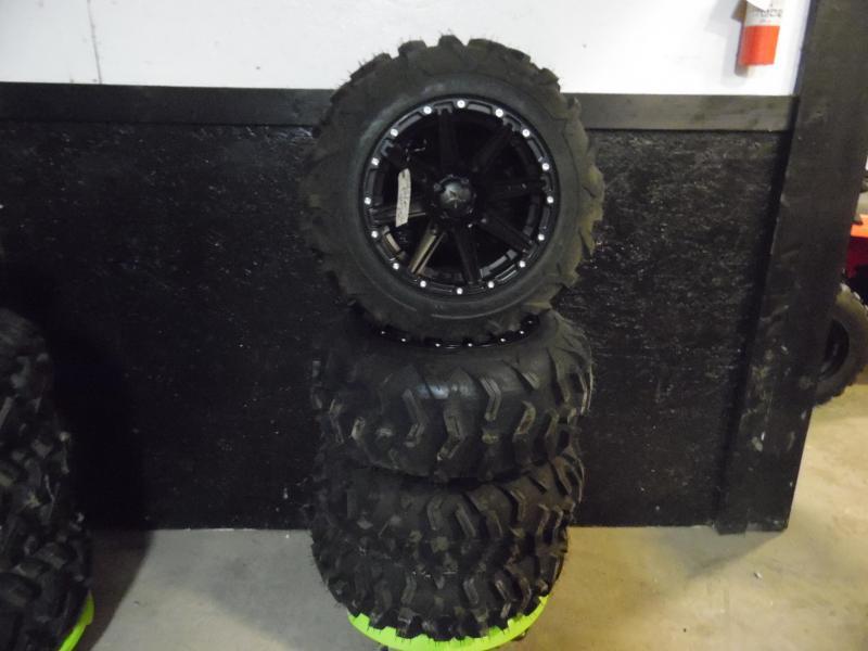 Polaris Sportsman 570 set of 4 new Tires with Rims
