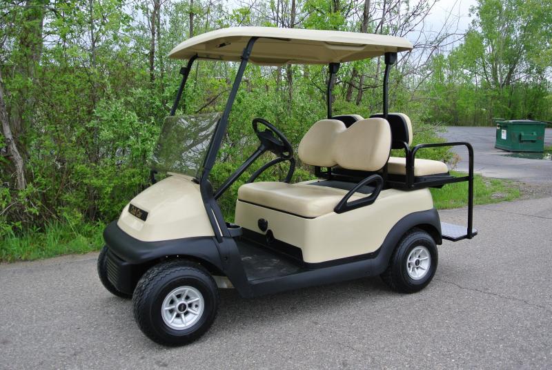 2013 CLUB CAR PRECEDENT I2 EXCEL 48V Electric Golf Cart #3274