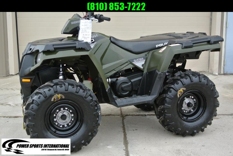 2015 POLARIS SPORTSMAN 570 EFI 4X4 ATV #3990