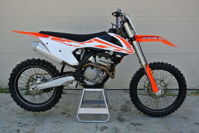 2017 KTM SX-F 250cc Motorcycle MX #6165